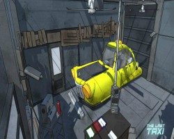 "DACAPO Creates Original SFX Audio Build for Zen Fri's ""Last Taxi"" Game/App"