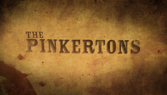 DACAPO Recording ADR for 'The Pinkertons'