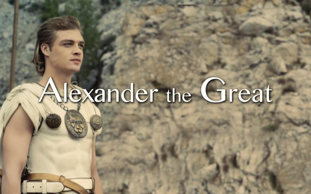 DACAPO Dubbing Live Action Docu-Drama Film 'Alexander the Great'