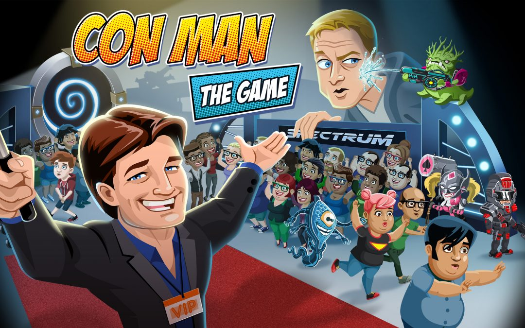 DACAPO Created SFX and Composed Music for Con Man: The Game