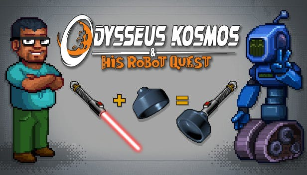 "DACAPO Records VO for HeroCraft's ""Odysseus Kosmos and his Robot Quest"" Videogame Trailer"