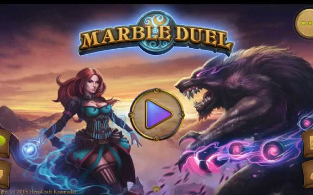 "DACAPO Records VO for Herocraft's ""Marble Duel"" Video Game"