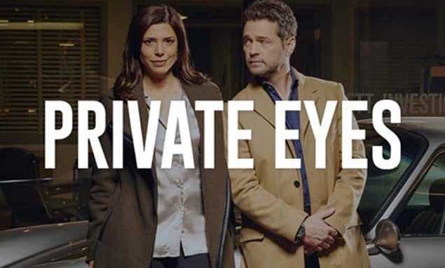 "DACAPO Records ADR for Shade Productions Inc. ""Private Eyes Season 4"""