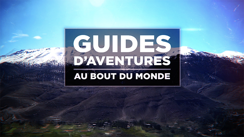 "DACAPO Records VO for Balestra Productions ""Guides D'Aventures Season 4"" TV Show"