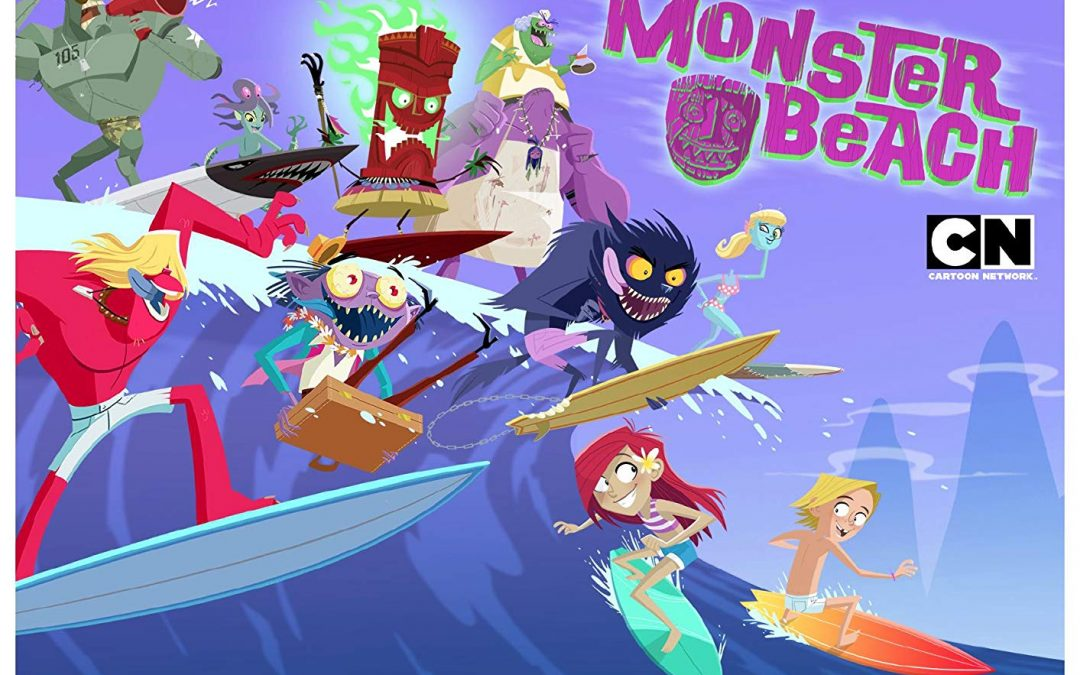 "DACAPO Records ADR for Vida Sparks Production's ""Monster Beach"" TV Show"