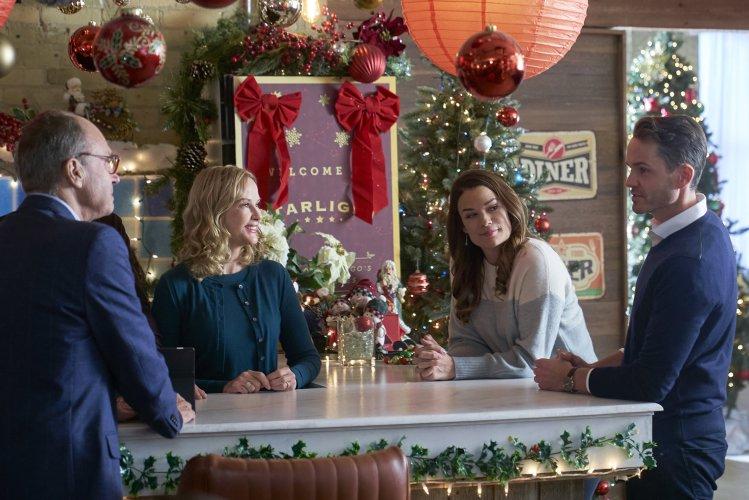 DACAPO Records ADR for Christmas Starlight Hallmark Film