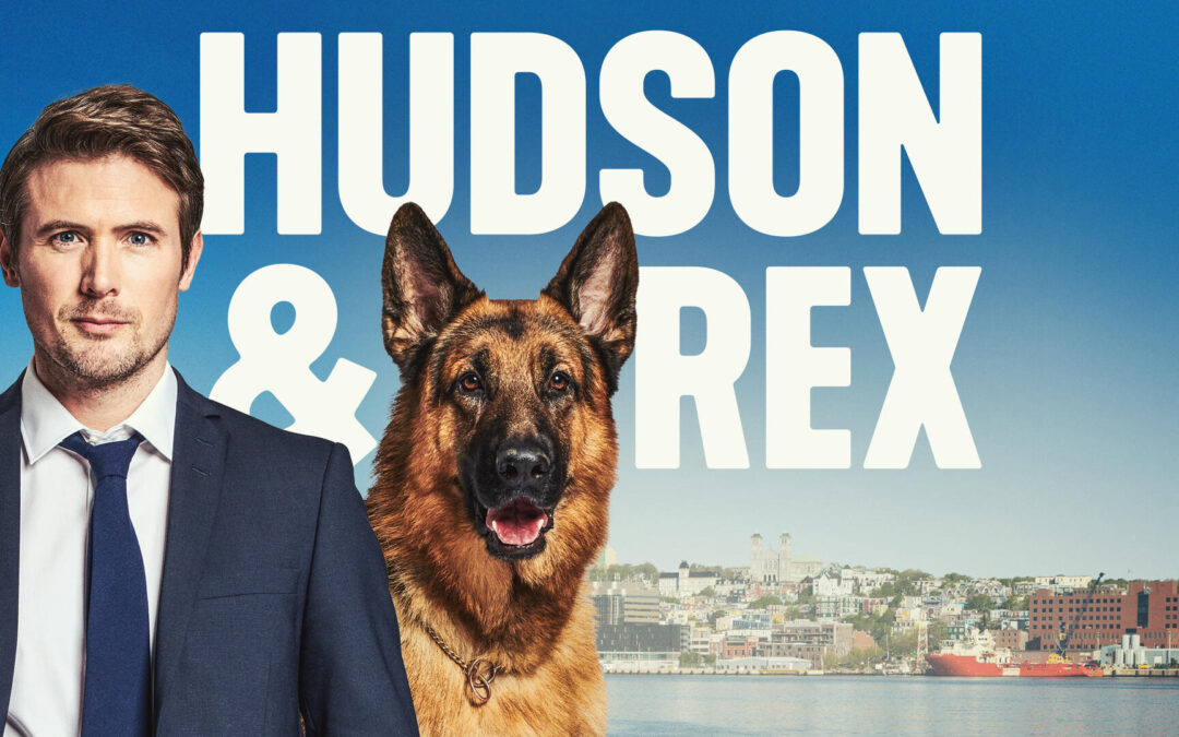 "DACAPO Records ADR for TV Series ""Hudson & Rex"" Season 3 (Ep 316)"