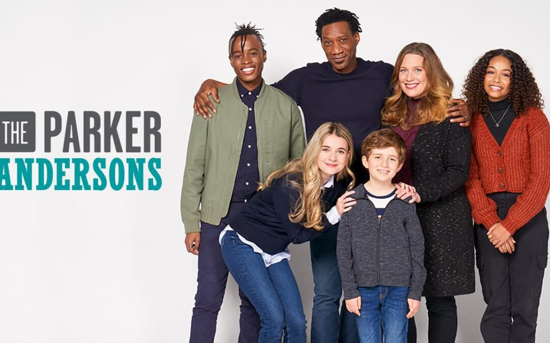 DACAPO Records ADR for The Parker Anderson's TV Show